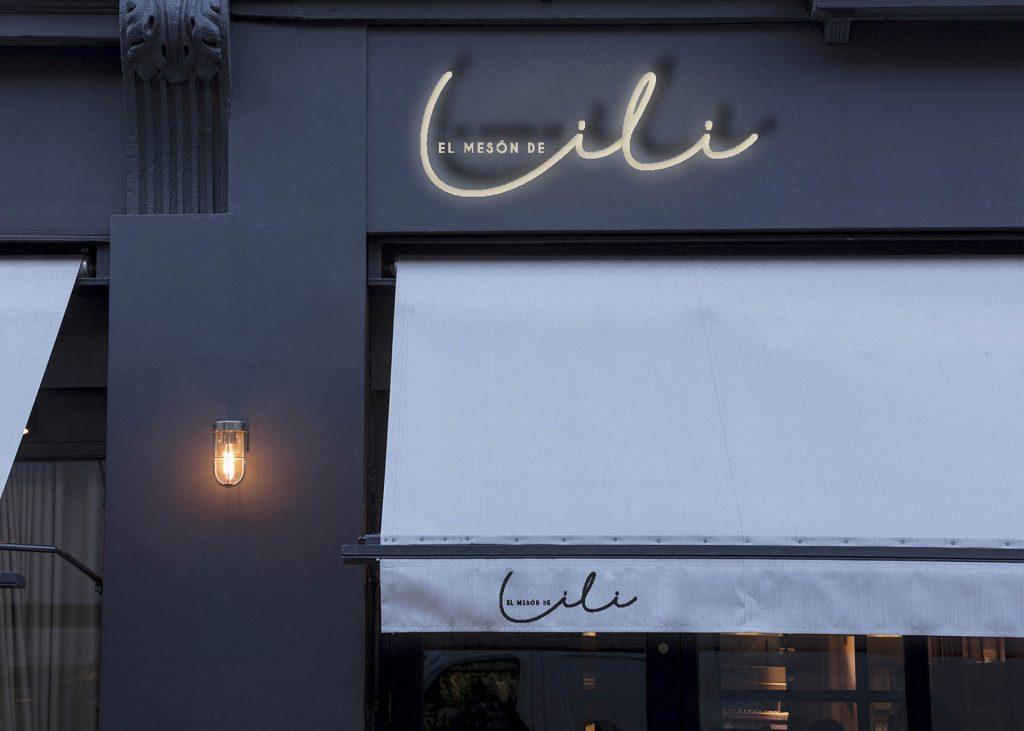 diseño logotipo restaurante murcia